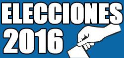 Consulte aquí dónde votar ⋆ Elecciones 2016 ⋆ Padrón Electoral
